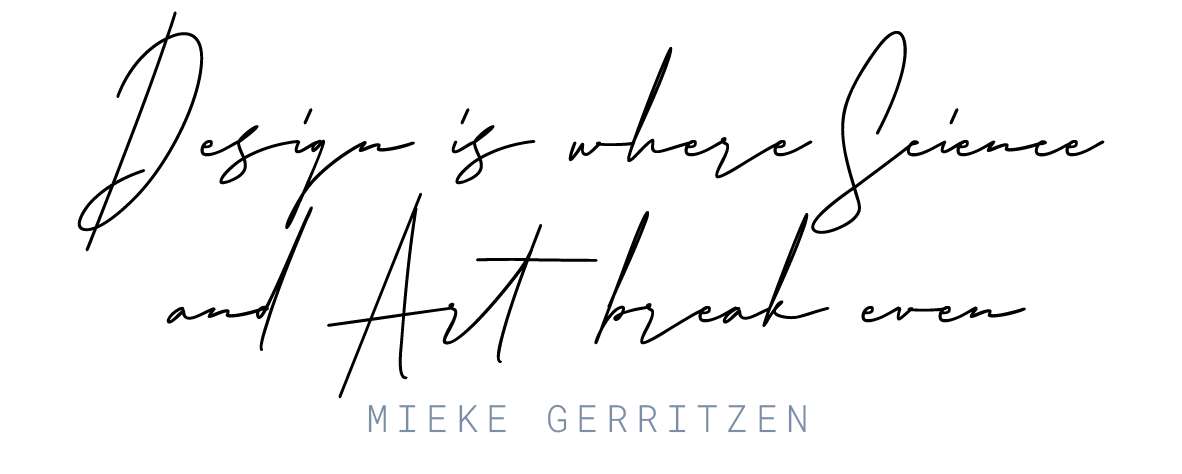 quote mieke gerritzen design