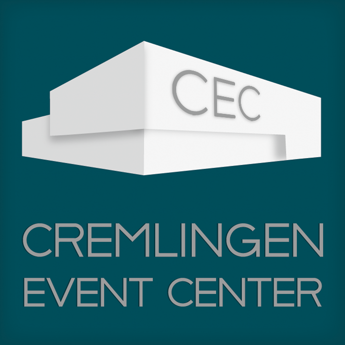Cremlingen Event Center Logo selina creates portfolio Print Graphicdesign München